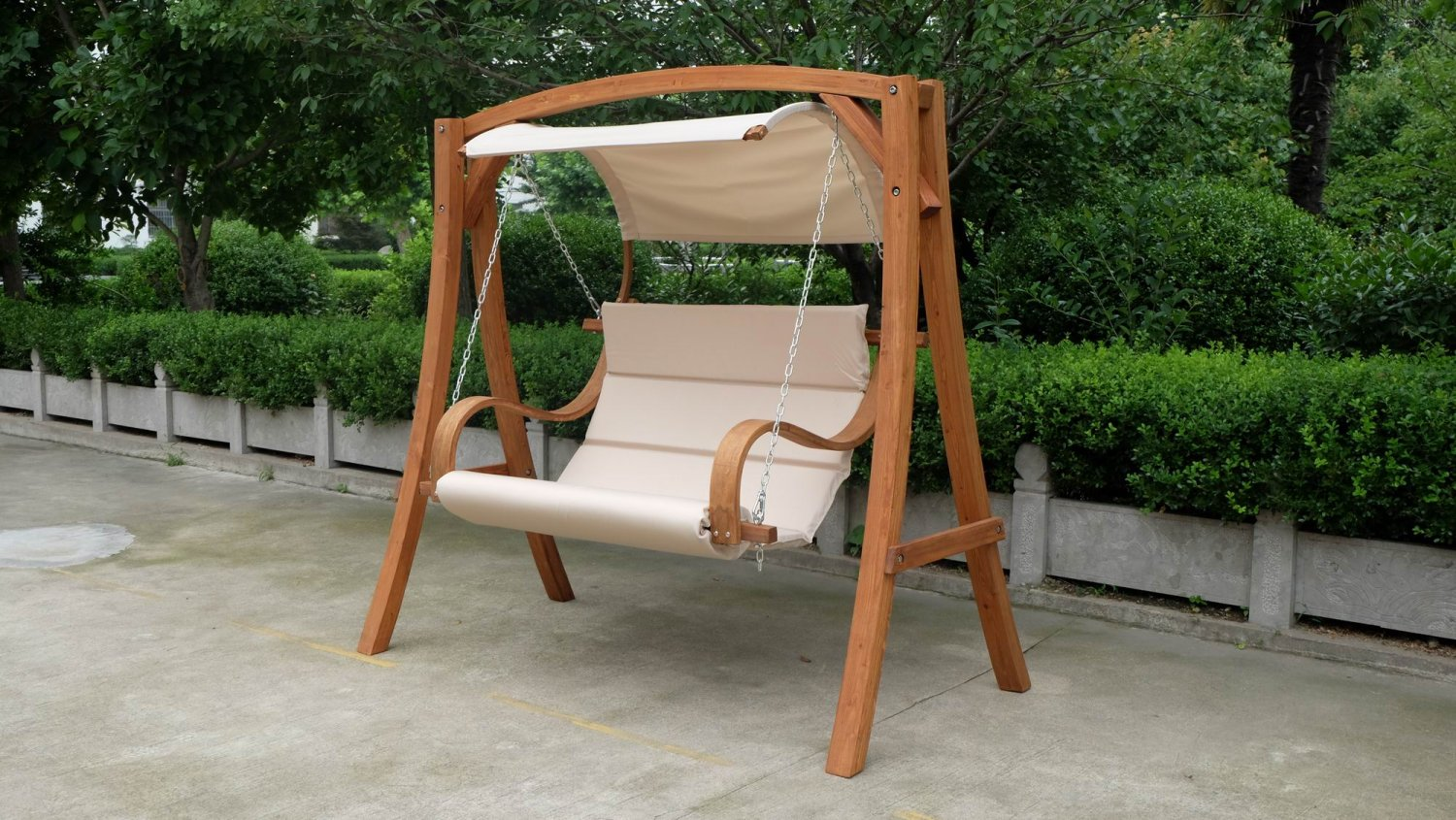 hammock chair with canopy patio chairs set of 2 new person swing love bench w