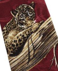 Cheetah Spotted Leopard Necktie Lost Kingdom Endangered