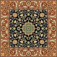 William Morris Hammersmith Carpet Rug Needlepoint Canvas ...