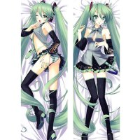 Vocaloid Hatsune Miku Dakimakura Anime Hugging Pillow Case