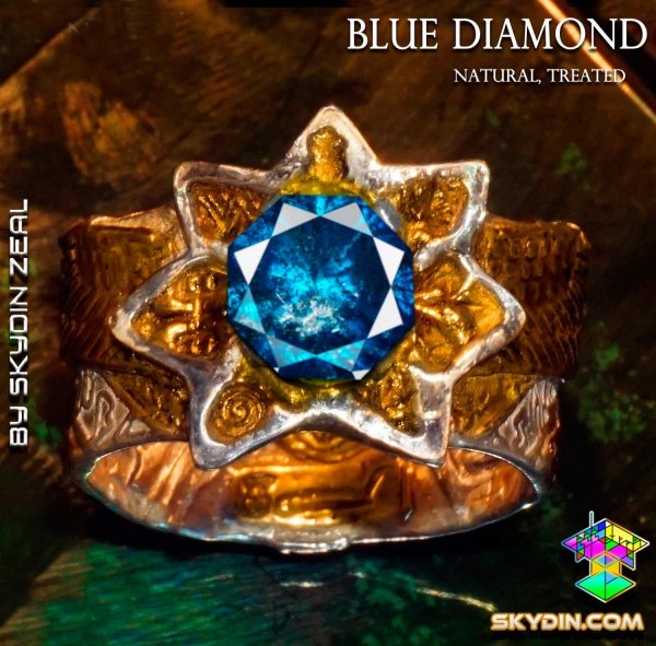 Pleiades Star Ring Spiritual Jewelry Metaphysical Angel