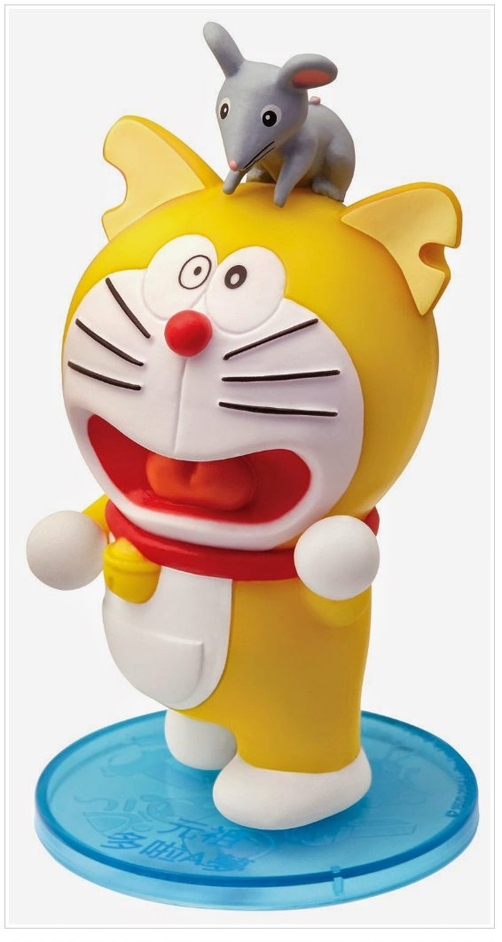 2014 7-11 Doraemon & Friends Future Popup Store Figure 3