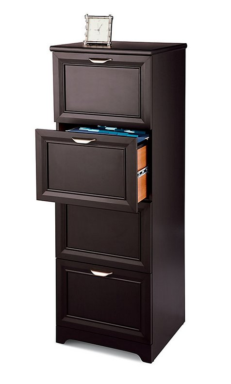 Realspace Magellan Collection 4Drawer Vertical File