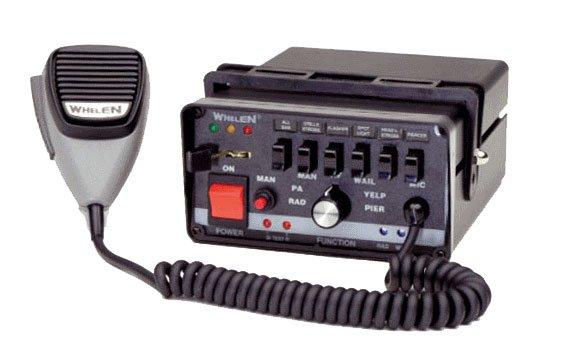 whelen 295hfsa6 siren  9 light control