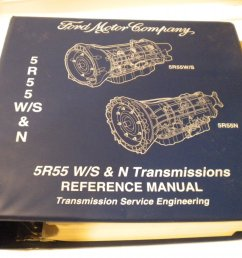 ford 5r55w 5r55s 5r55n transmission service manual transmissions service engineering repair [ 1500 x 1125 Pixel ]