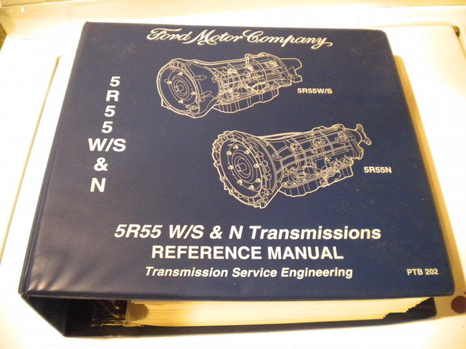 hight resolution of ford 5r55w 5r55s 5r55n transmission service manual transmissions service engineering repair