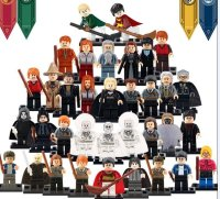 2018 Custom Harry Potter Hogwarts Castle Minifigures 35 ...