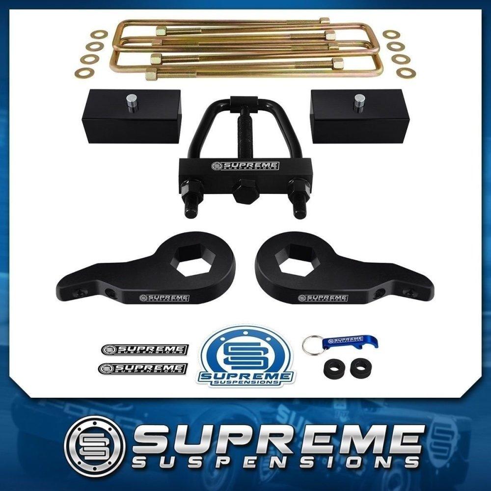 medium resolution of 92 99 full lift kit chevy suburban tahoe gmc yukon 4wd 3 f 1 r w t tool pro