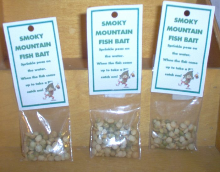 Smoky Mountain Hillbilly Fish Bait Gag Gift By The Village