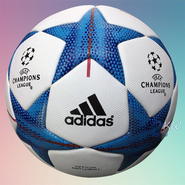 NEW ADIDAS UEFA CHAMPIONS LEAGUE OFFICIAL MATCH SOCCER ...