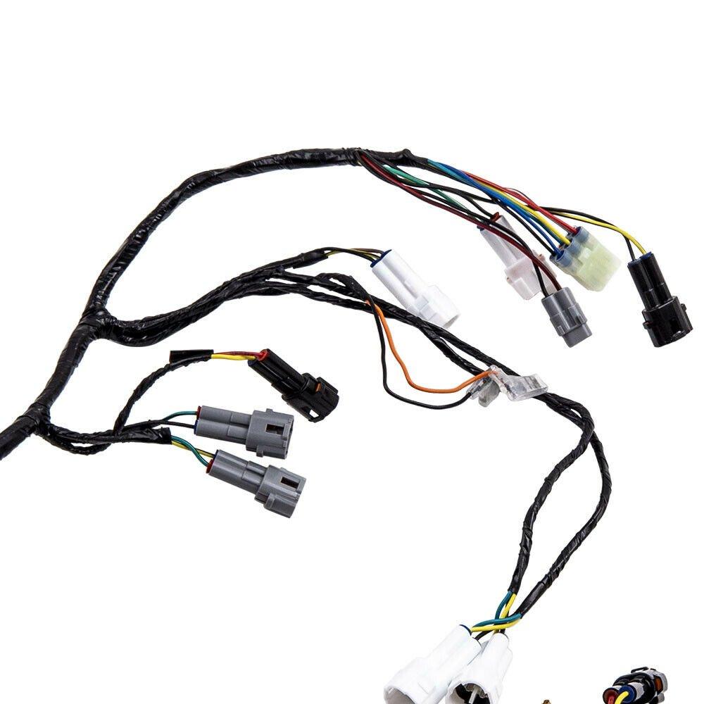 3GG-10 Electric Wiring Harness for Yamaha Banshee 350