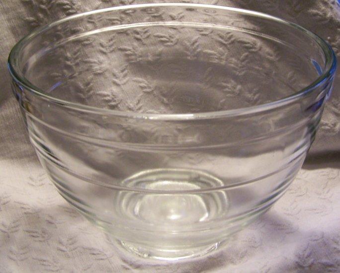 Vintage Kitchen Aid Mixer 4C Large Glass Mixing Bowl