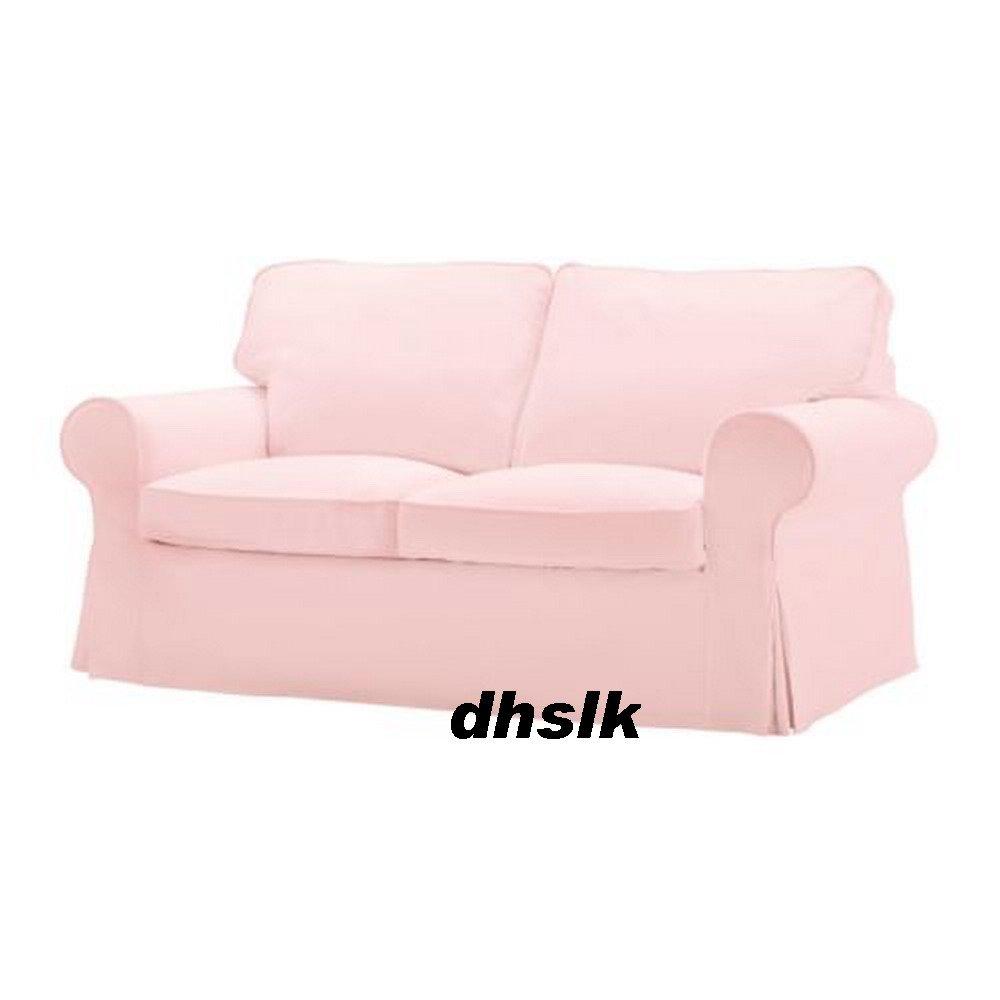 sofa slipcovers uk vintage chesterfield london ikea ektorp 2 seat slipcover loveseat cover blekinge ...