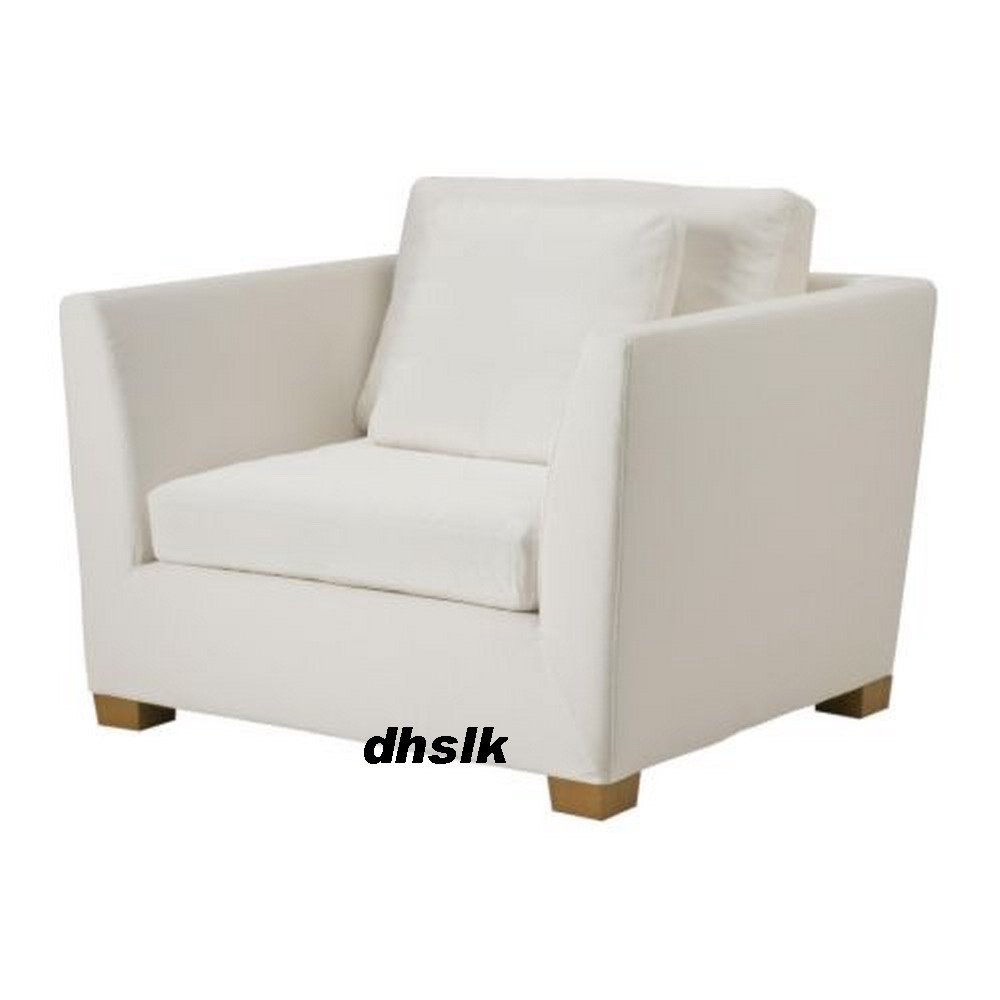 www.ikea chair covers bar chairs swivel ikea stockholm armchair slipcover cover rostanga white bezug housse