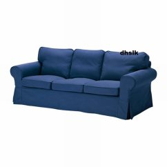 Sofa Slipcovers Uk Z Gallerie Bleeker Reviews Ikea Ektorp 3 Seat Cover Slipcover Idemo Blue Bezug ...