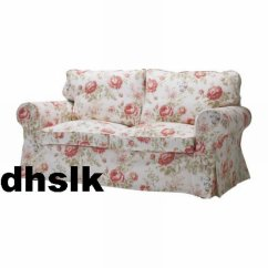 Sofa Covers Ikea Uk Outdoor Patio Wicker Furniture Sectional 3pc Resin Couch Set Ektorp 2 Seat Loveseat Cover Slipcover Byvik ...