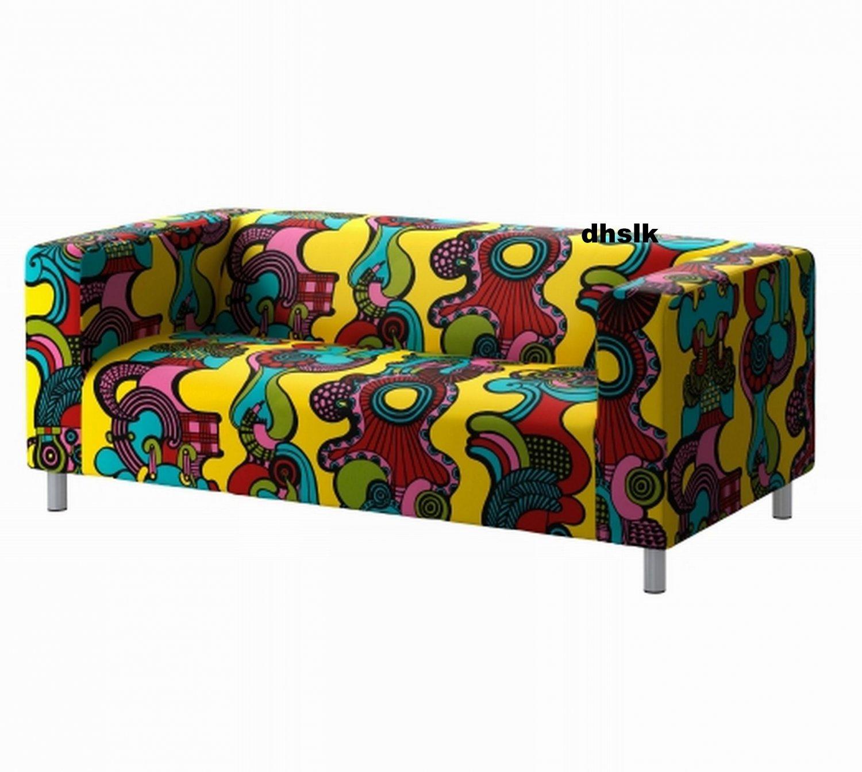ikea klippan sofa cover red muuto sofabord brugt loveseat slipcover mollaryd