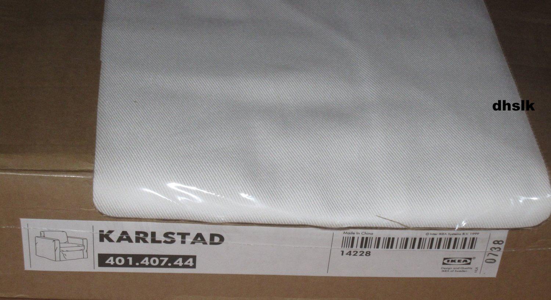 karlstad armchair cover uk burlap chair covers for folding chairs ikea slipcover blekinge