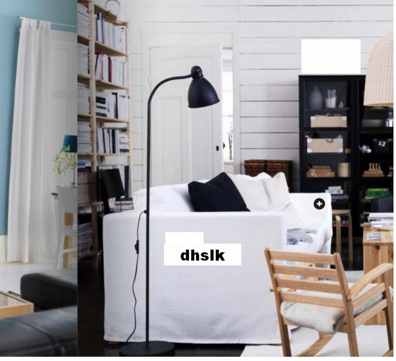 karlstad sofa blekinge white how to make arm protectors ikea 2 seat loveseat slipcover cover