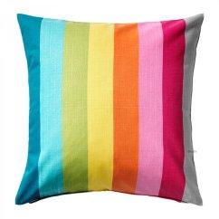 Pink Chair Covers Ikea Australia Skarum Pillow Cover Sham Cushion Cvr Multicolor Stripes