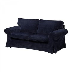 Ikea Karlanda Sofa Covers Uk Leather Queen Bed Ektorp 2 Seat Slipcover Loveseat Cover Vellinge