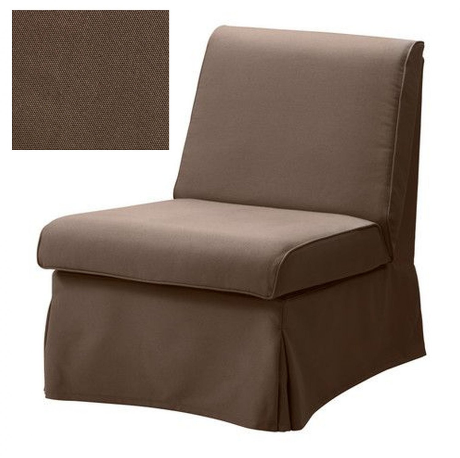 chair covers ikea uk best massage for neck and shoulders sandby 1 seat sofa section slipcover cover