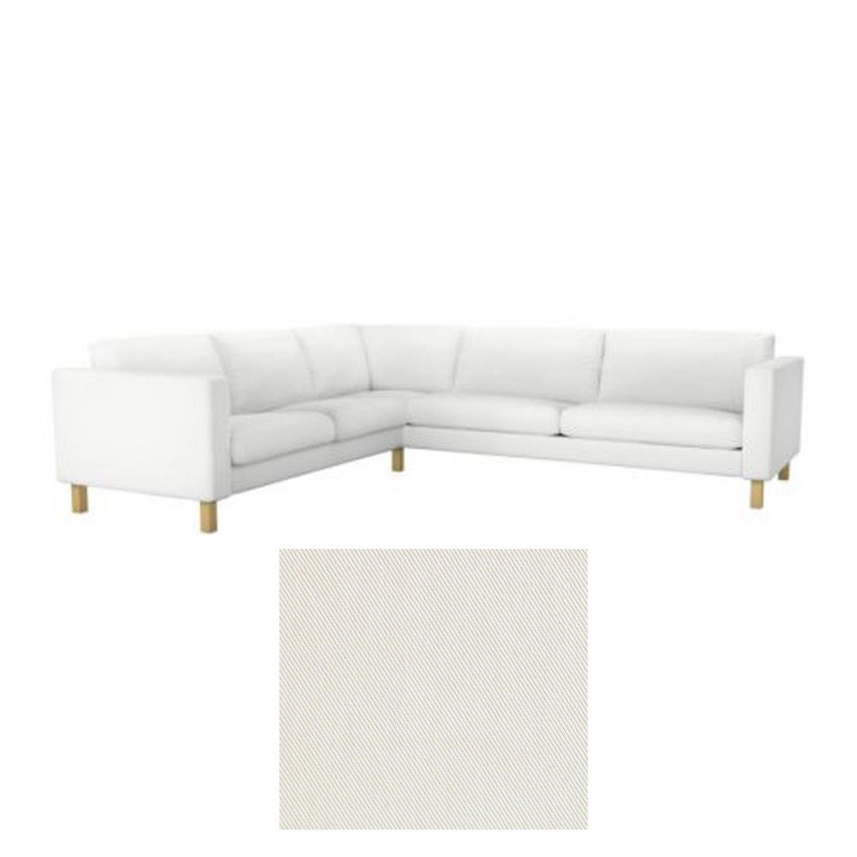 karlstad sofa blekinge white italian sofas direct ikea corner slipcover cover 2