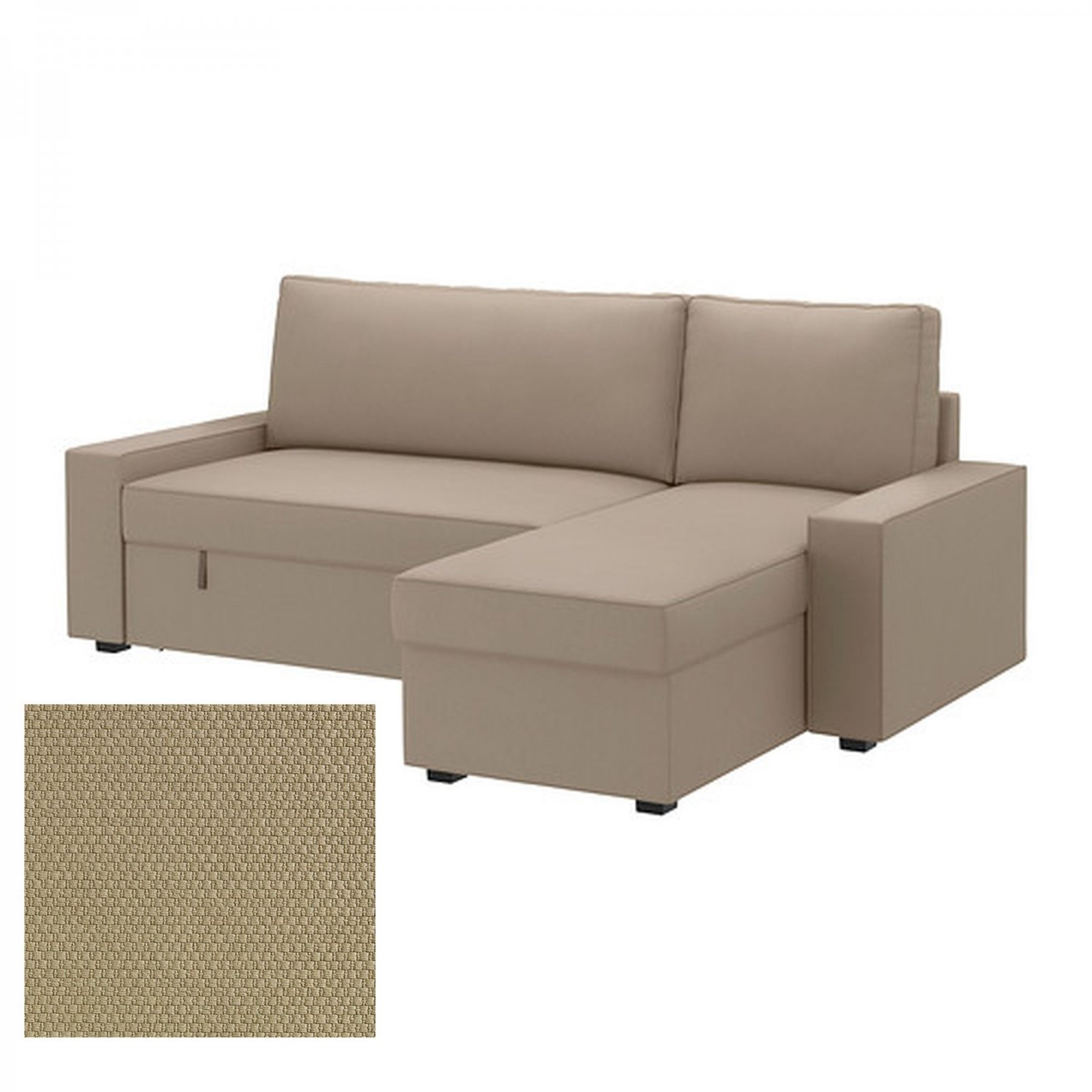sofa beds on sale free shipping feather foam cushions india ikea vilasund bed with chaise slipcover sofabed cover
