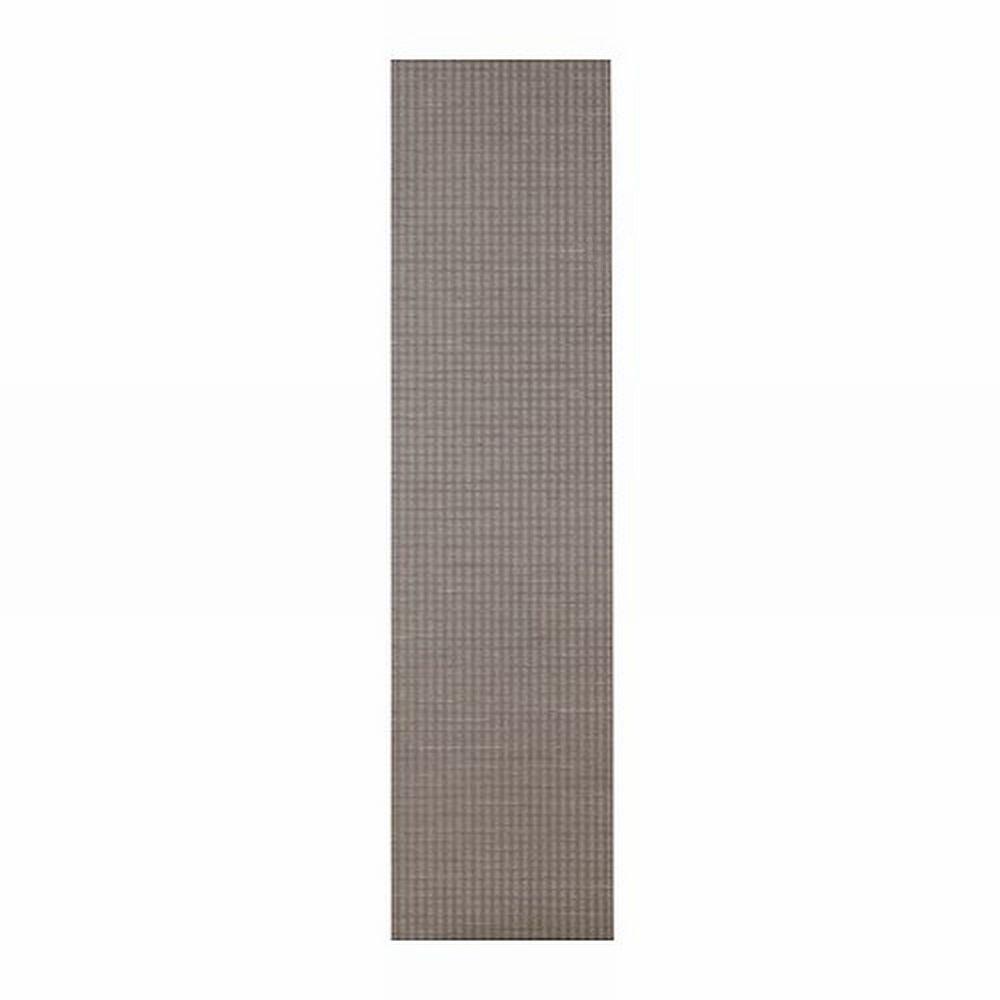 IKEA INGAMAJ Curtain Window Panel GRAY Grey Screen Room Divider