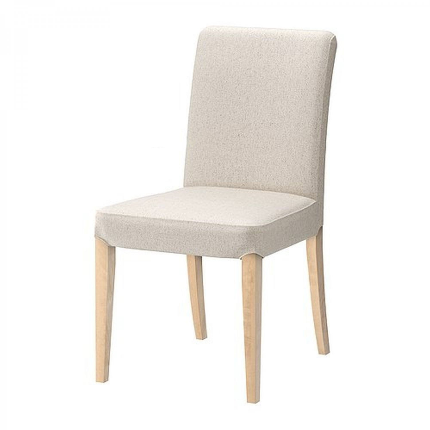 ikea dining table chair covers wedding cover hire basingstoke henriksdal slipcover 21 quot 54cm linneryd