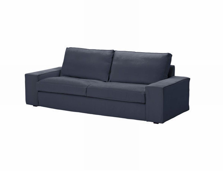 sofa slipcovers uk ethan allen triad sleeper ikea kivik slipcover cover ingebo blue bezug housse