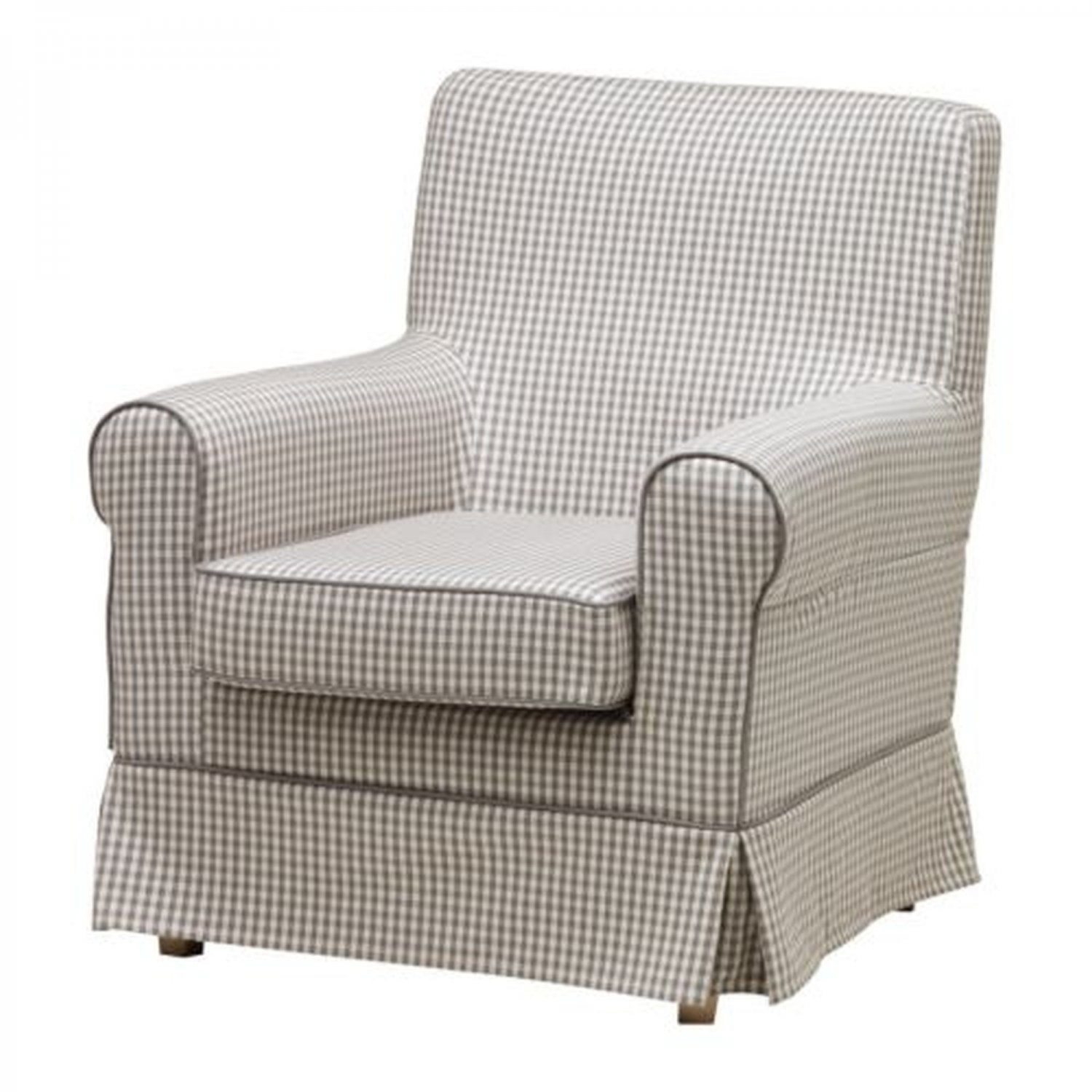 ikea tullsta chair covers uk patio dining cushions canada ektorp jennylund armchair slipcover cover sagmyra