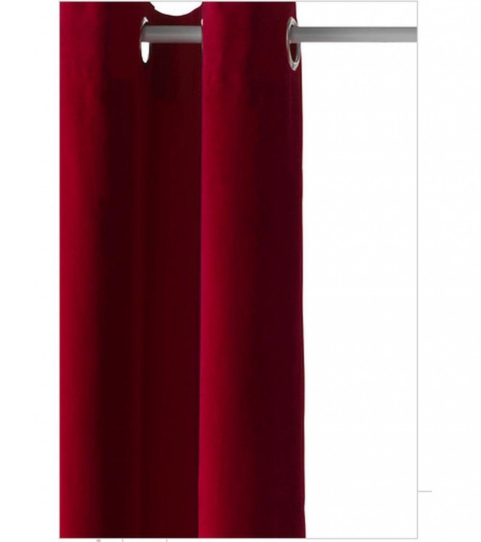 curtains for my living room how bright should lighting be ikea sanela drapes 2 panels red velvet 98