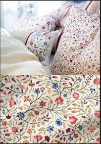 IKEA ALVINE LJUV TWIN Duvet COVER Pillowcase Set Floral ...