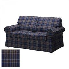 2 Seat Reclining Sofa Cover Le Corbusier Lc2 Corner Ikea Ektorp Loveseat Slipcover Rutna