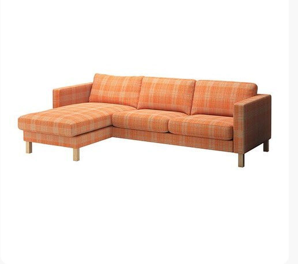 2 seater sofa covers australia dark grey fabric suite ikea karlstad seat loveseat and chaise slipcover