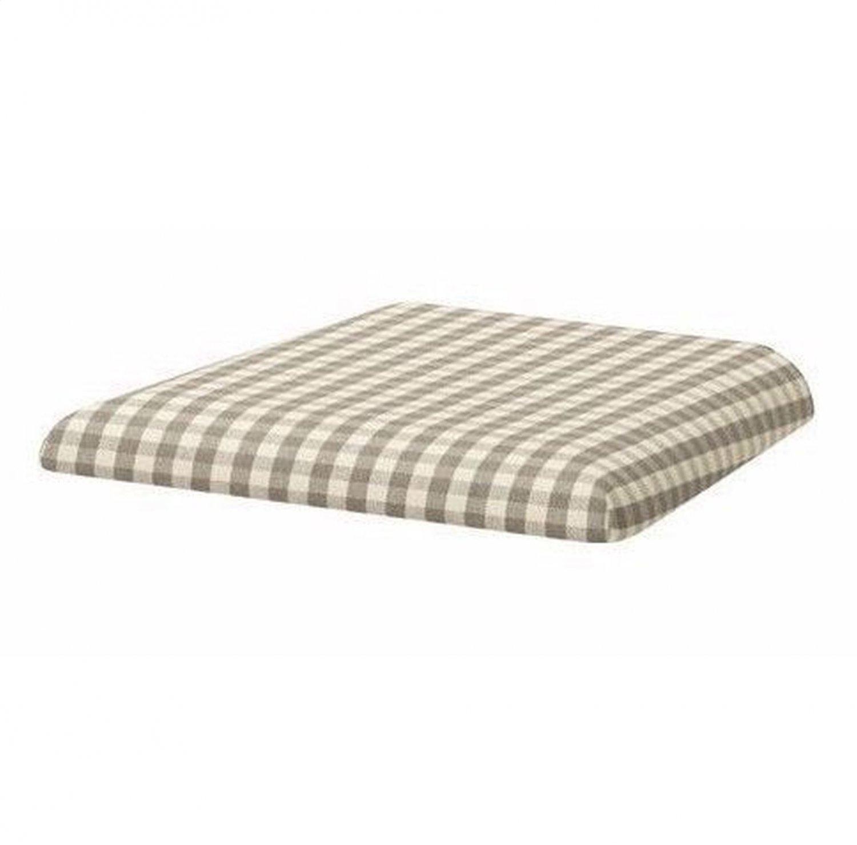ikea chair covers uae thonet styles lerhamn dining slipcover cover sagmyra gray