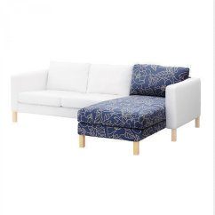Cardboard Sofa New Leaf Wood Table With Marble Top Ikea Karlstad Add On Chaise Longue Slipcover Cover