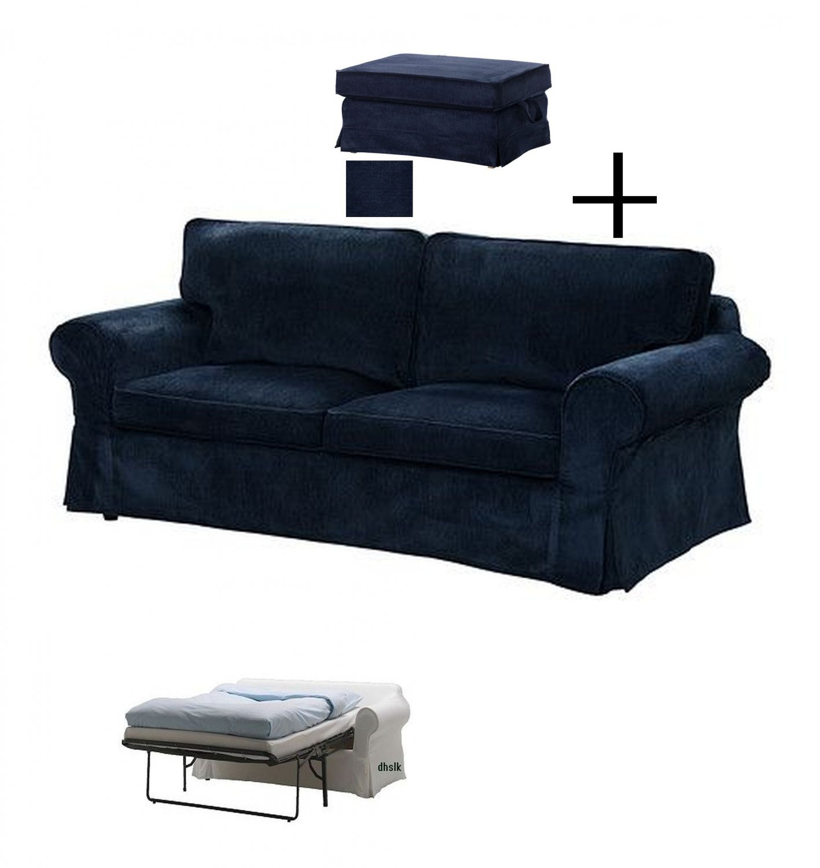 slipcovers for sofa beds pallet plans pdf ikea ektorp bed and footstool vellinge