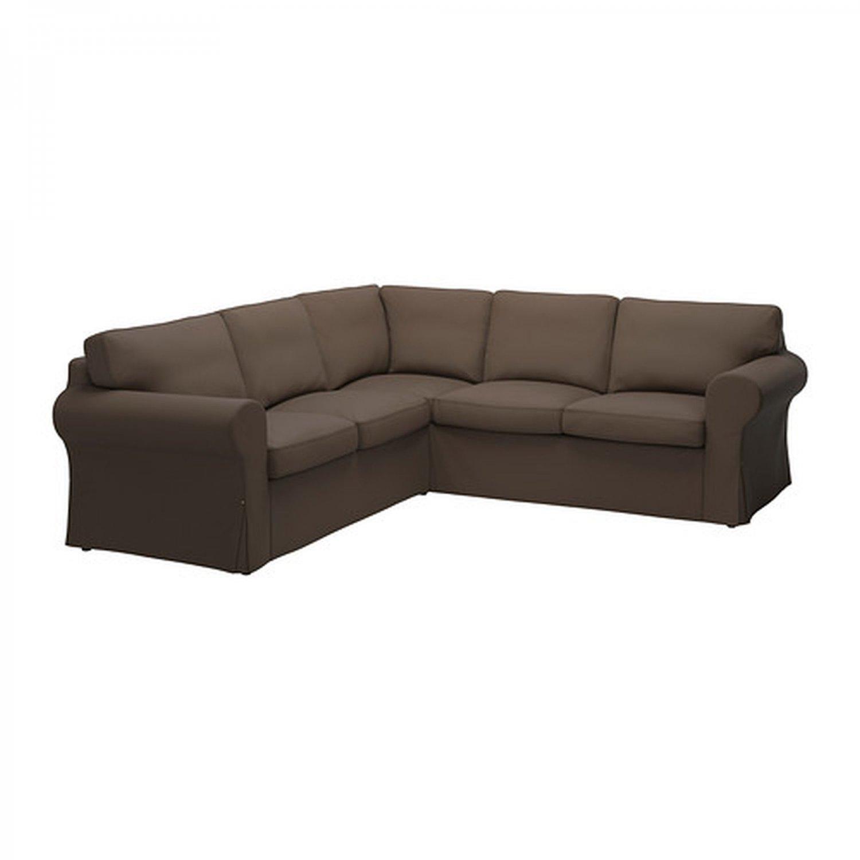ikea rp corner sofa covers uk style bed ektorp 2 432 cover slipcover jonsboda brown