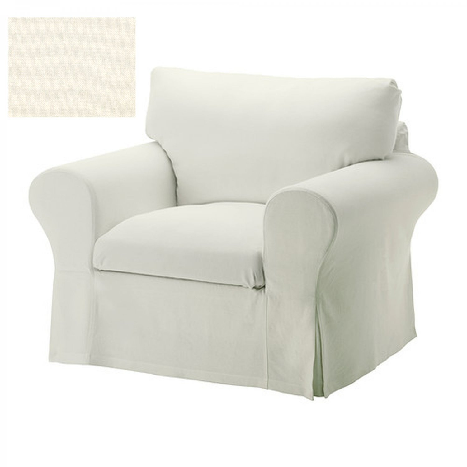ikea tullsta chair covers uk and a half rocker recliner ektorp armchair slipcover cover stenasa white