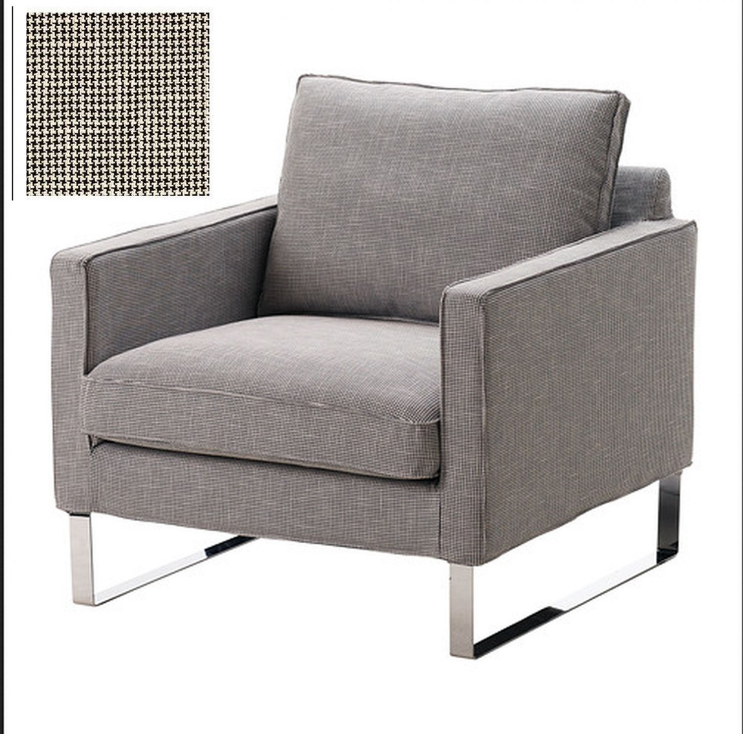 white armchair cover skeleton sitting in a chair ikea mellby slipcover eldris black