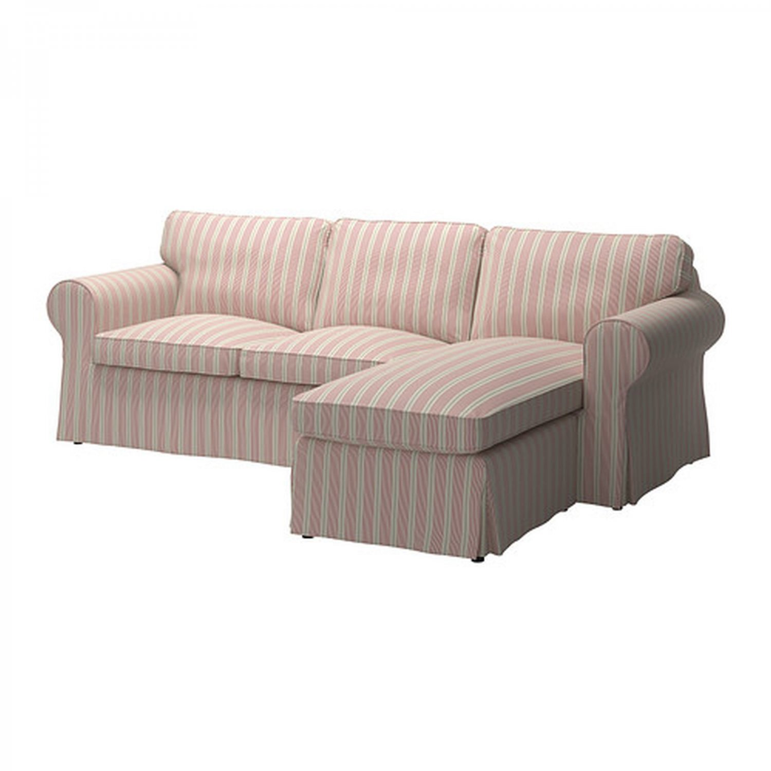 chaise sofa bed ikea rent a in hyderabad ektorp loveseat w lounge cover 3 seat