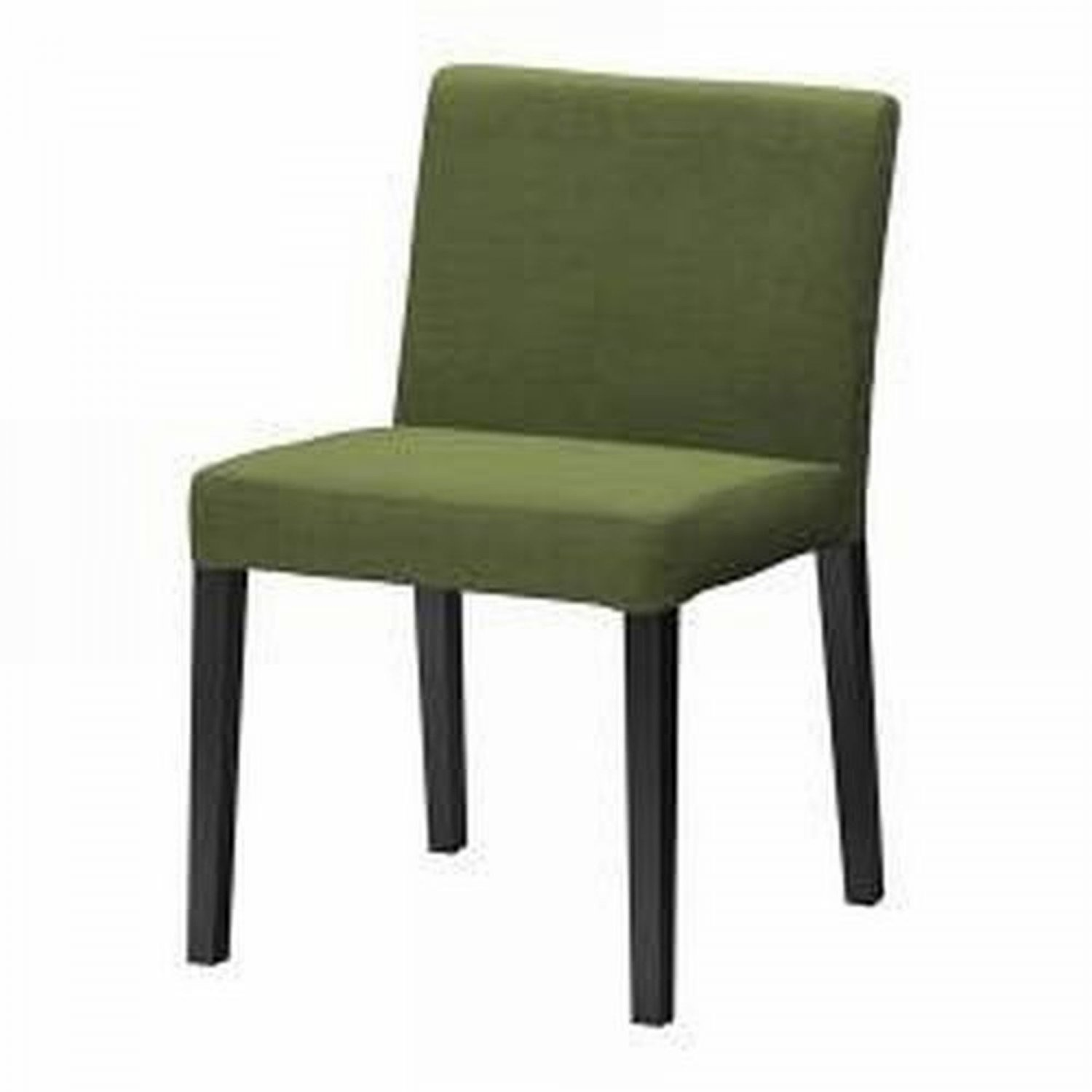 dining room chair covers au hon volt drafting ikea nils slipcover cover sivik dark green