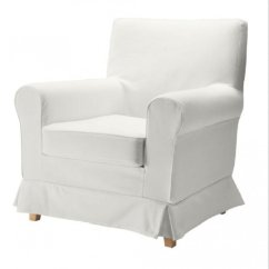 Ikea Tullsta Chair Covers Uk Keter High Ektorp Jennylund Armchair Slipcover Cover