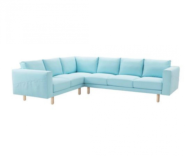 corner sofa cover uk clarke fabric queen sleeper bed ikea norsborg 5 seat sectional slipcover 3 432 2 433
