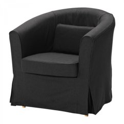 Ikea Jennylund Chair Covers Uk Reclining Wing Ektorp Tullsta Armchair Slipcover Cover Idemo