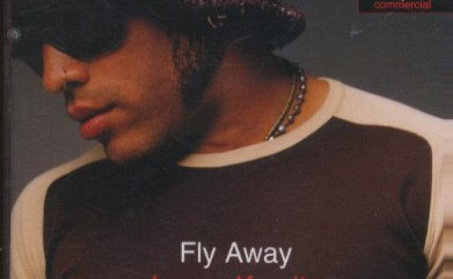 Lenny Kravitz Fly Away Uk 3 Track Cd Single