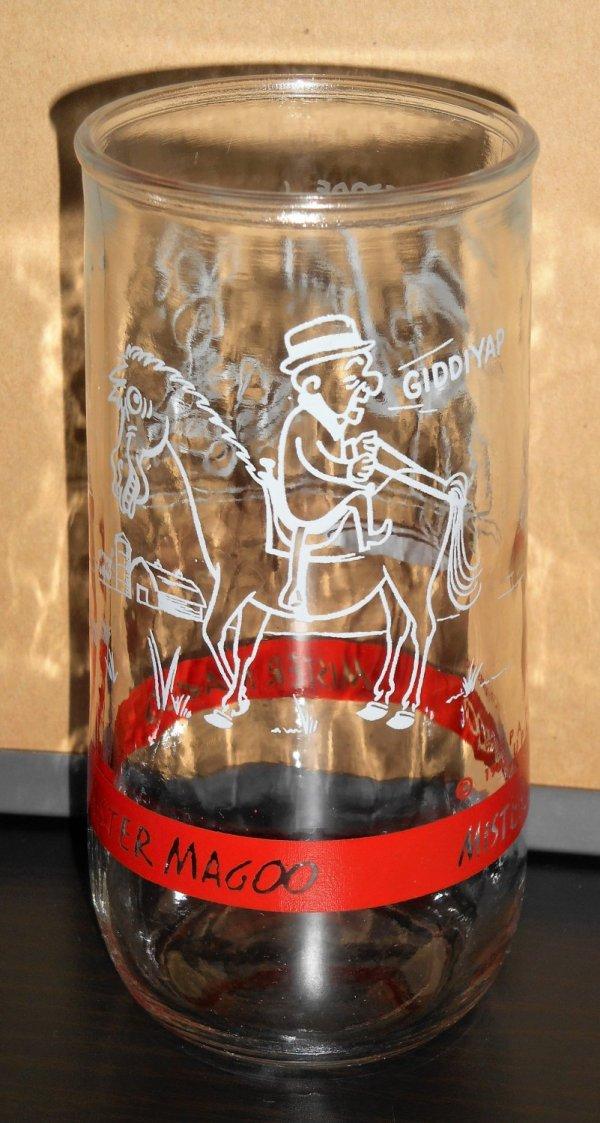 Mister Magoo Polaner Preserves And Jelly 5 Glass