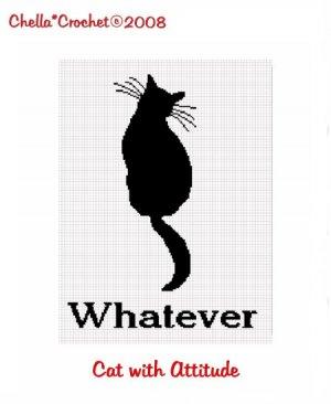 AFGHAN PATTERN CROCHET CAT « FREE Knitting PATTERNS